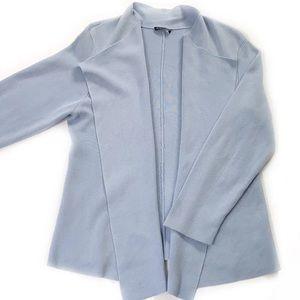 Eileen Fisher • Silk Blend Drapey Cardigan